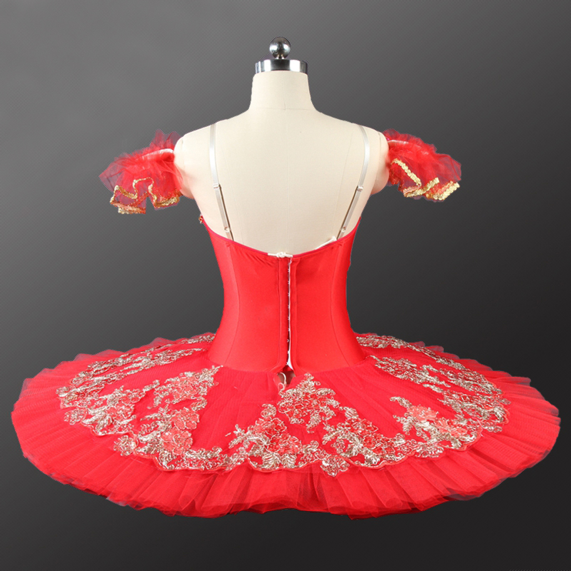 ballet dress pancake professional ballet tutu